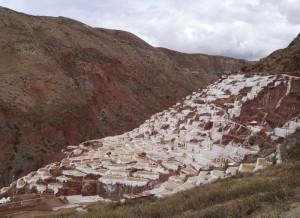 Inca Salineras Peru