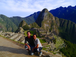 Machu Picchu Together