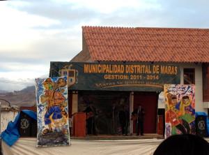 Maras Peru Talent Show
