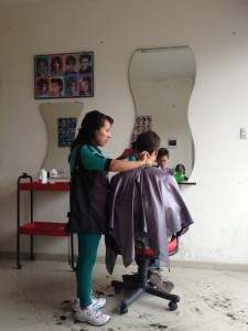 Matt Haircut