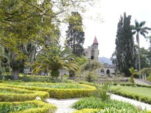 Medellin Colombia castle