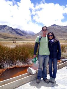 Pastoruri Peru Love
