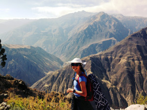 Colca Canyon Overlook