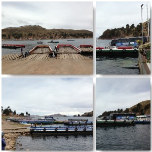 La Paz Cocacabana Ferry