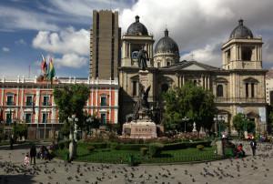 La Paz Plaza
