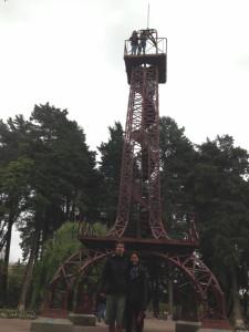 Sucre Bolivia Eiffel Tower