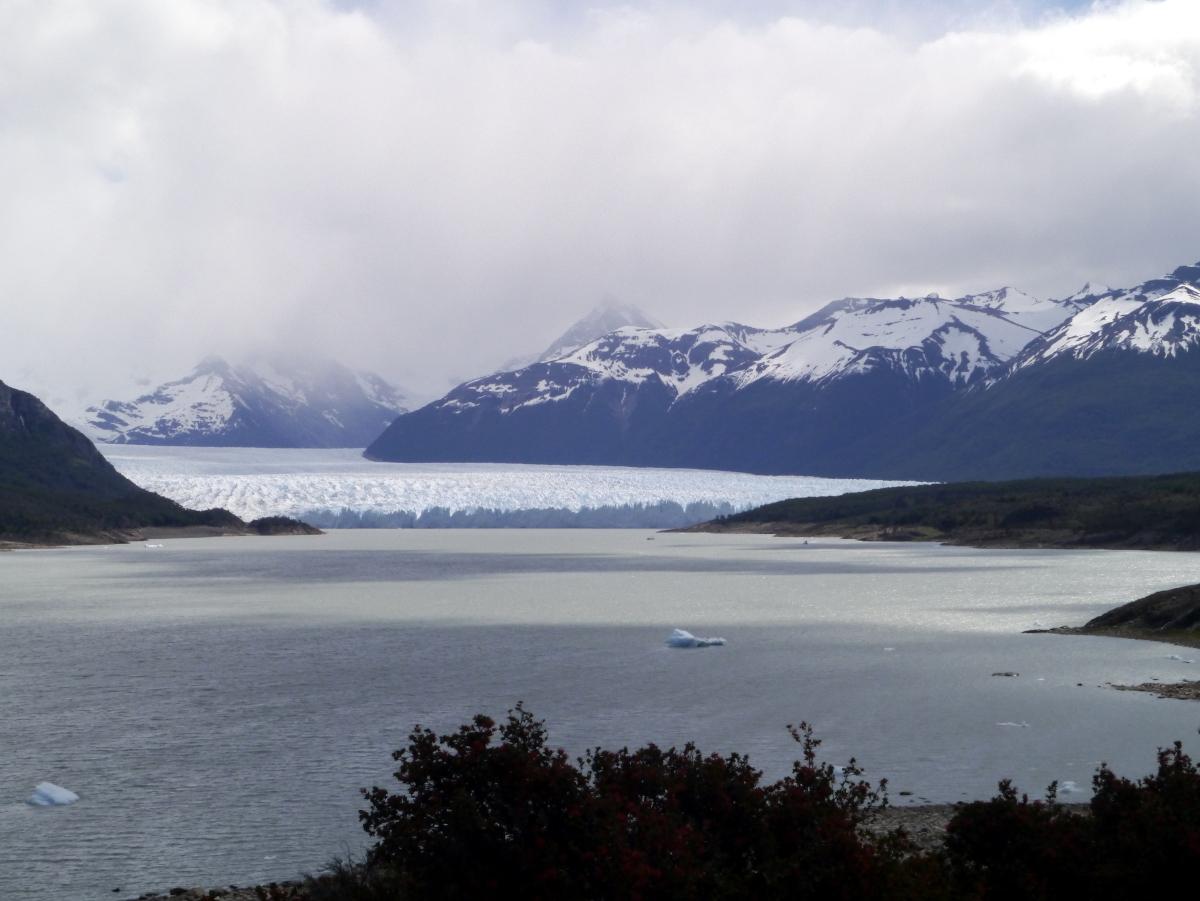 Perito Moreno Glacier Viewpoint Argentina