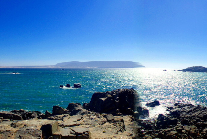 Bahia Inglesa Chile Panoramic View