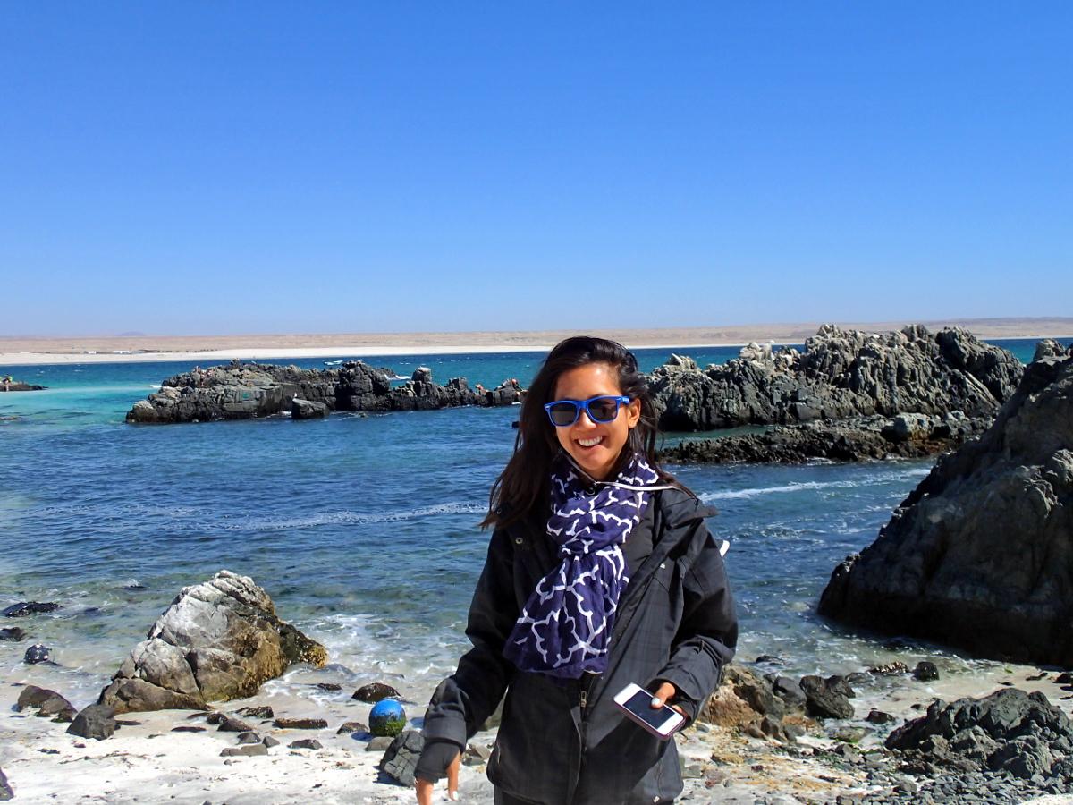 Bahia Inglesa Chile