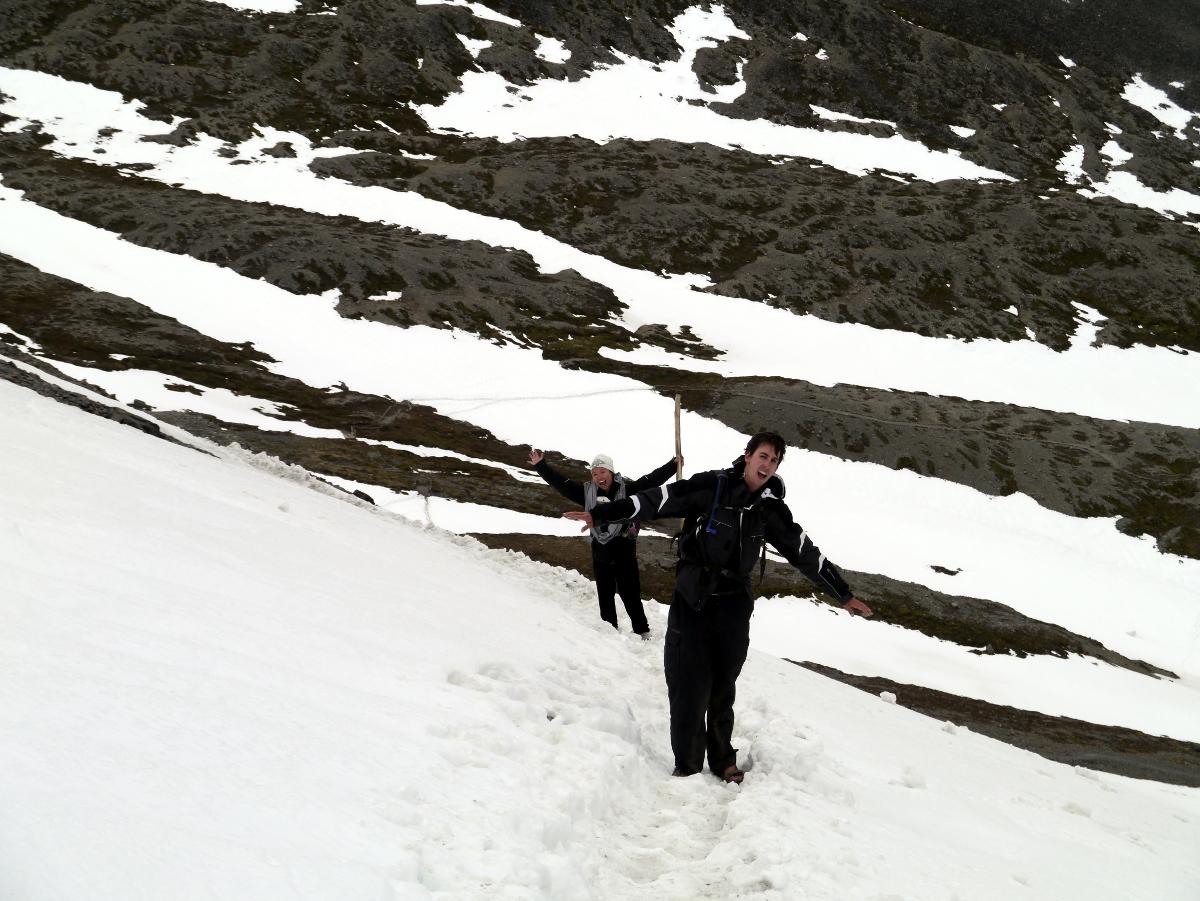 Glacier Martial Ushuaia