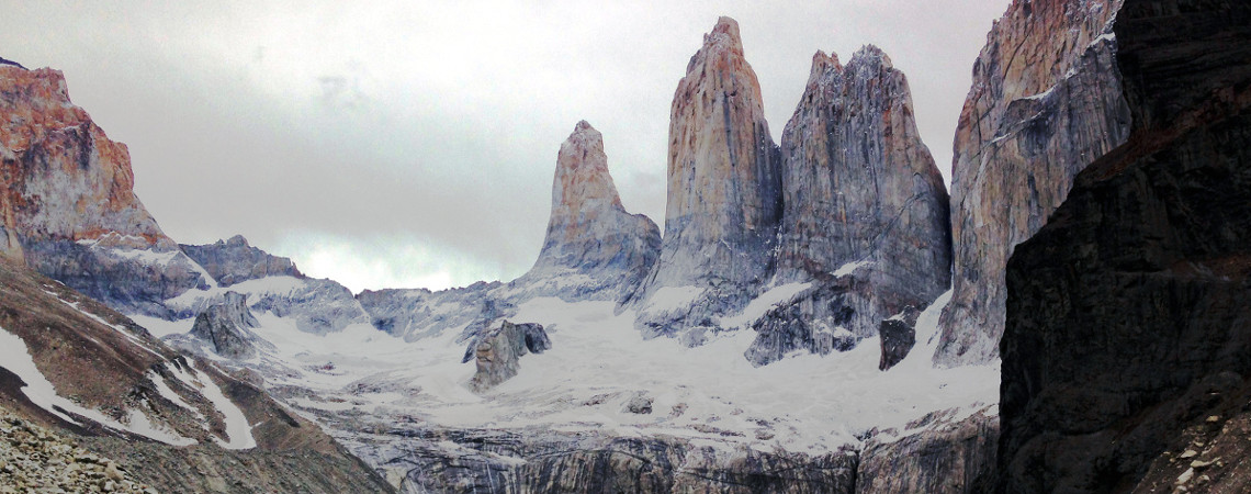 Patagonia, Part 1: Marley, Torres del Paine, and Chinita Love