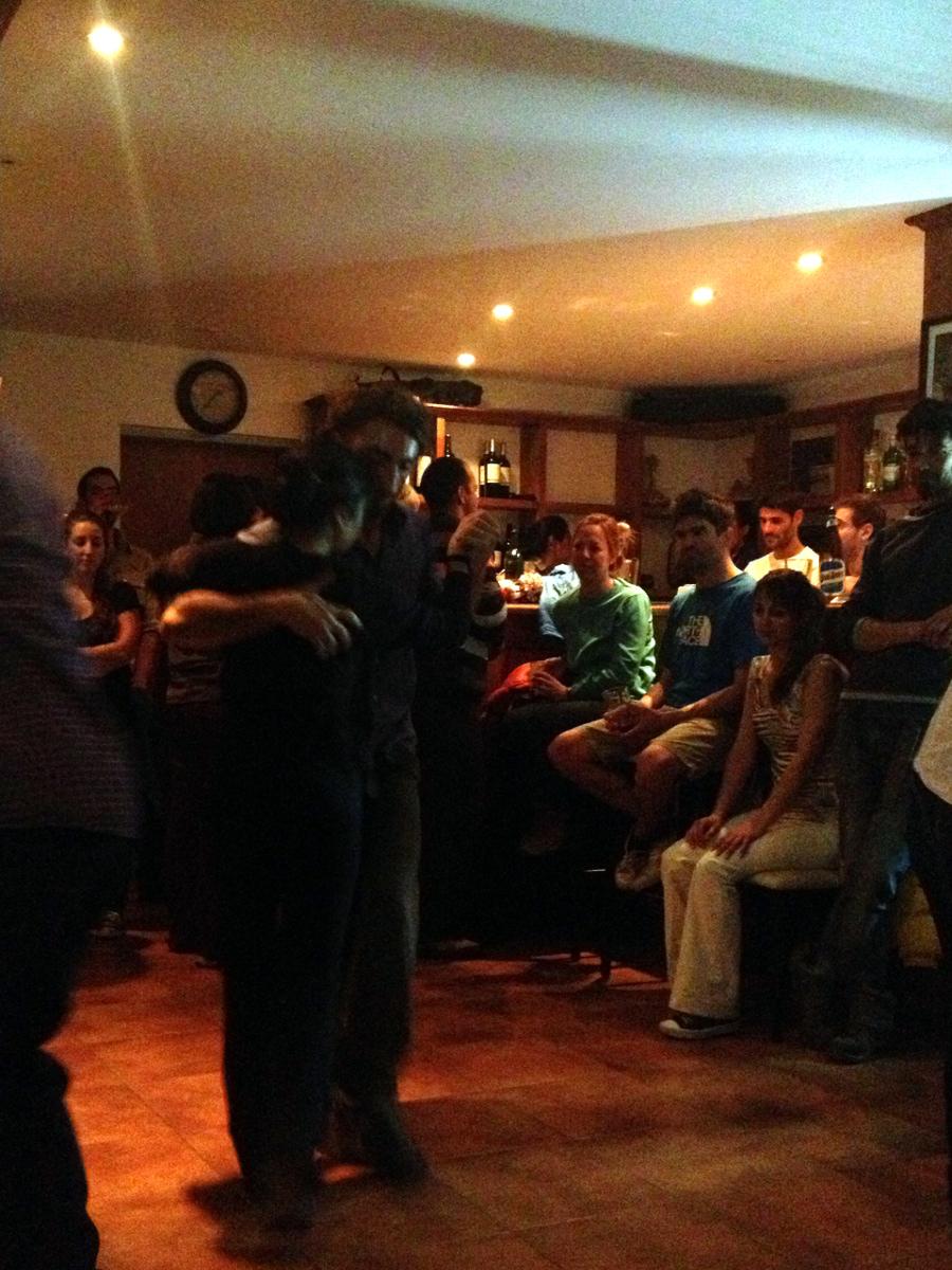 El Chalten Argentina Tango Milongas