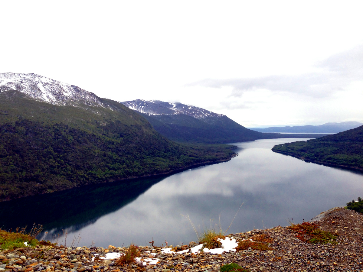 Lake Escondido Argentina Patagonia