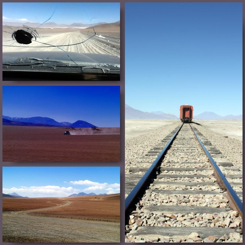 Salar de Uyuni Desert Sand