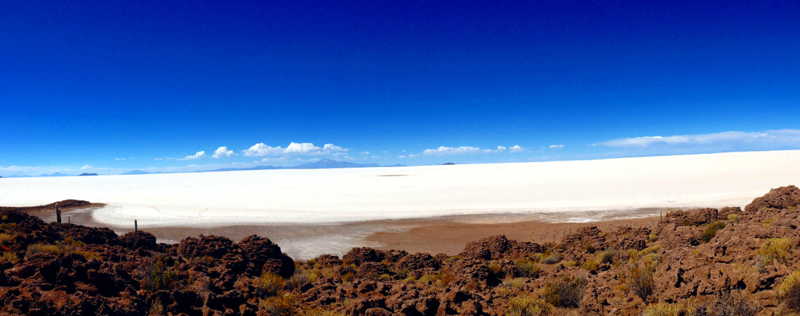 Salar de Uyuni, Bolivia: Adventures of the Salty Chilitos