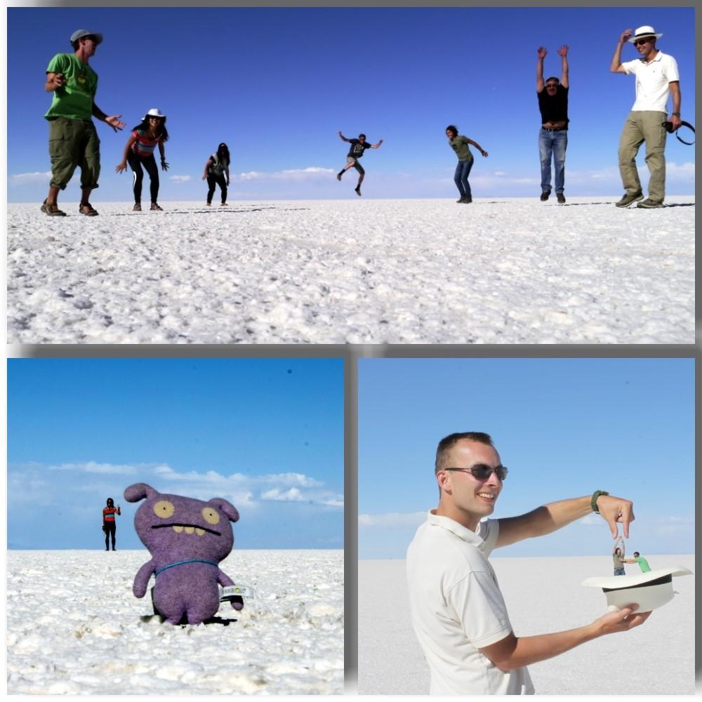 Salar de Uyuni Bolivia Picture