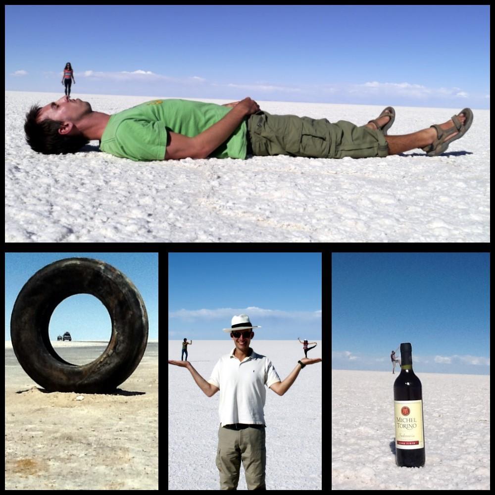 Uyuni Bolivia Salt Flats