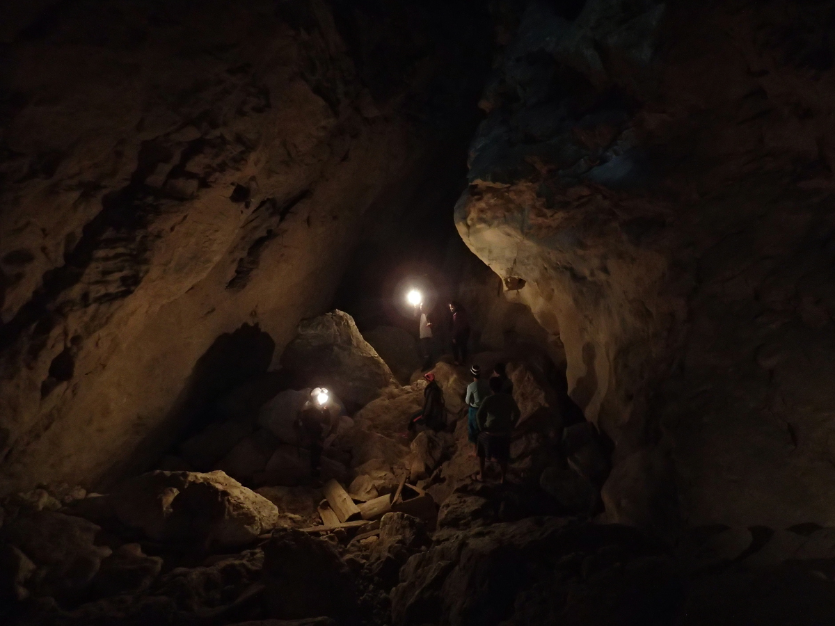 Lumiang Cave Sumaguing Cave Connection Adventure