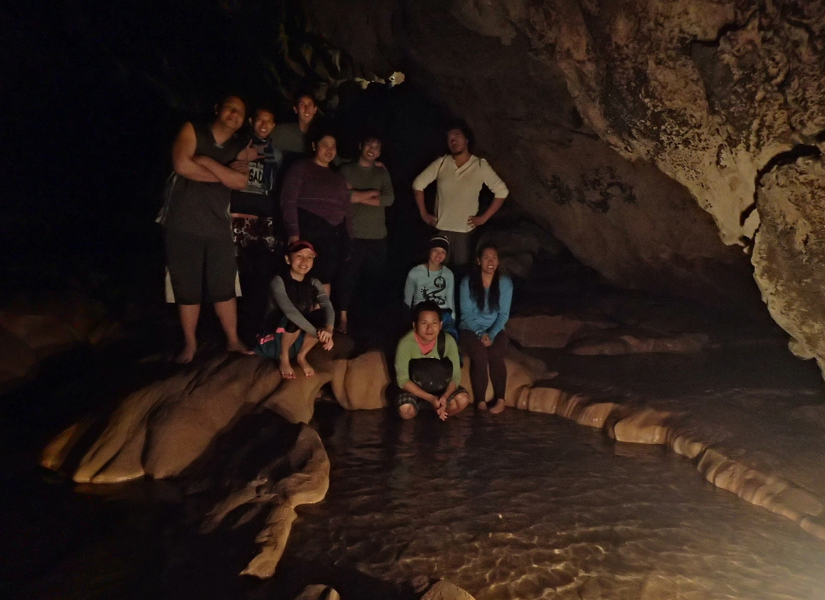 Lumiang Cave Sumaguing Cave Connection Group Photo