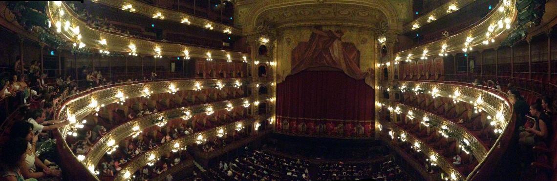 Teatro Colón Buenos Aieres