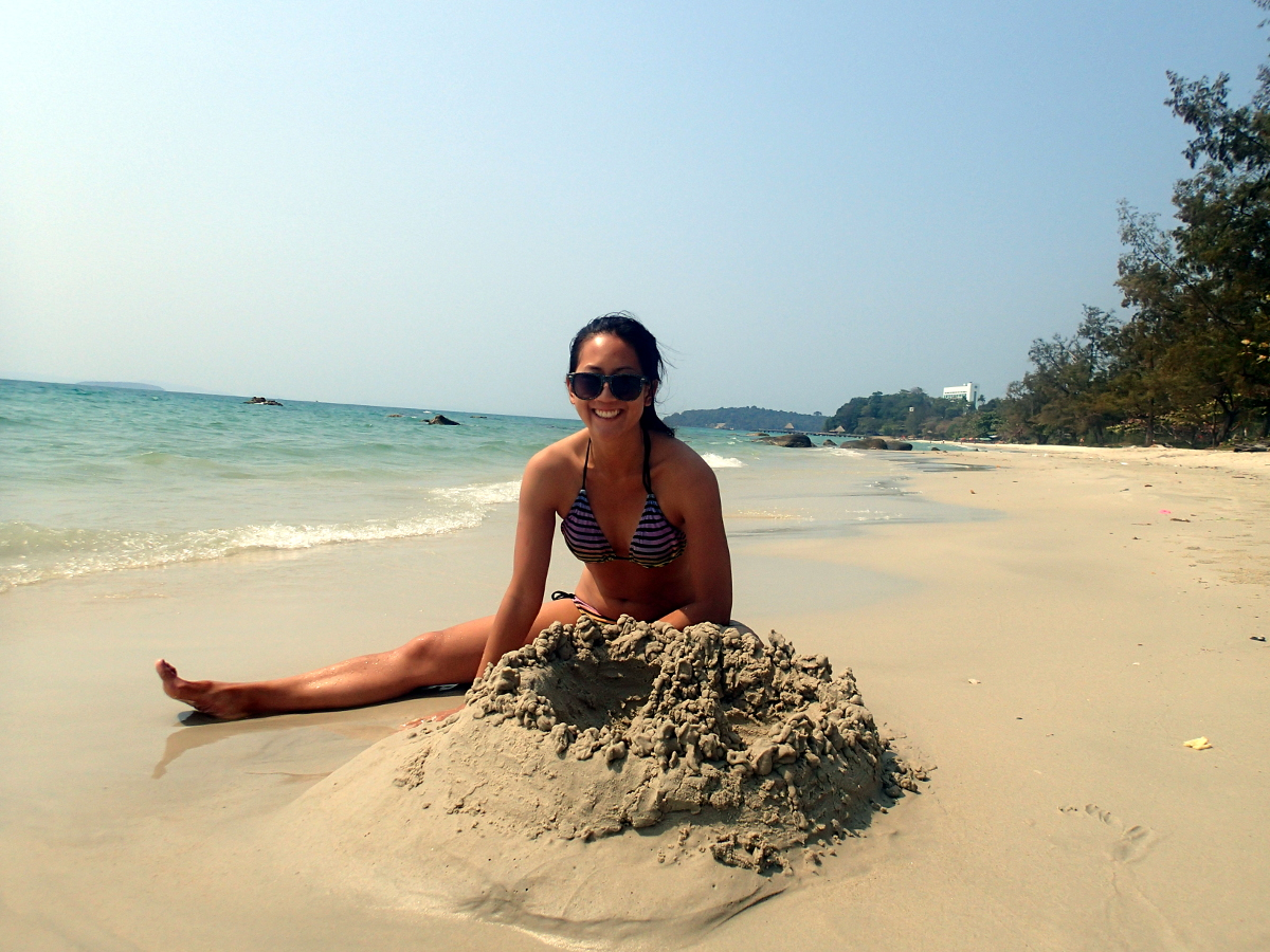 Independence Beach Sandcastle Sihanoukville