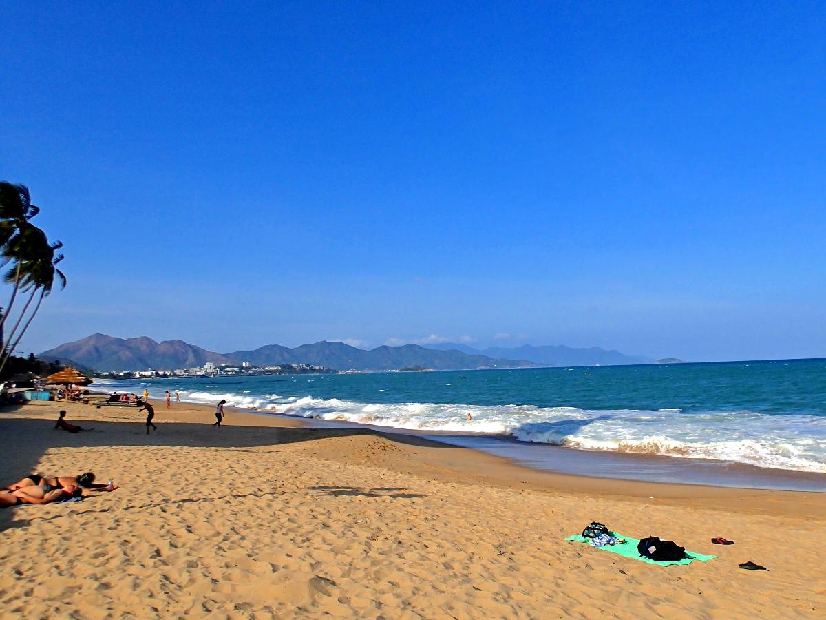 Nha Trang Beach Afternoon