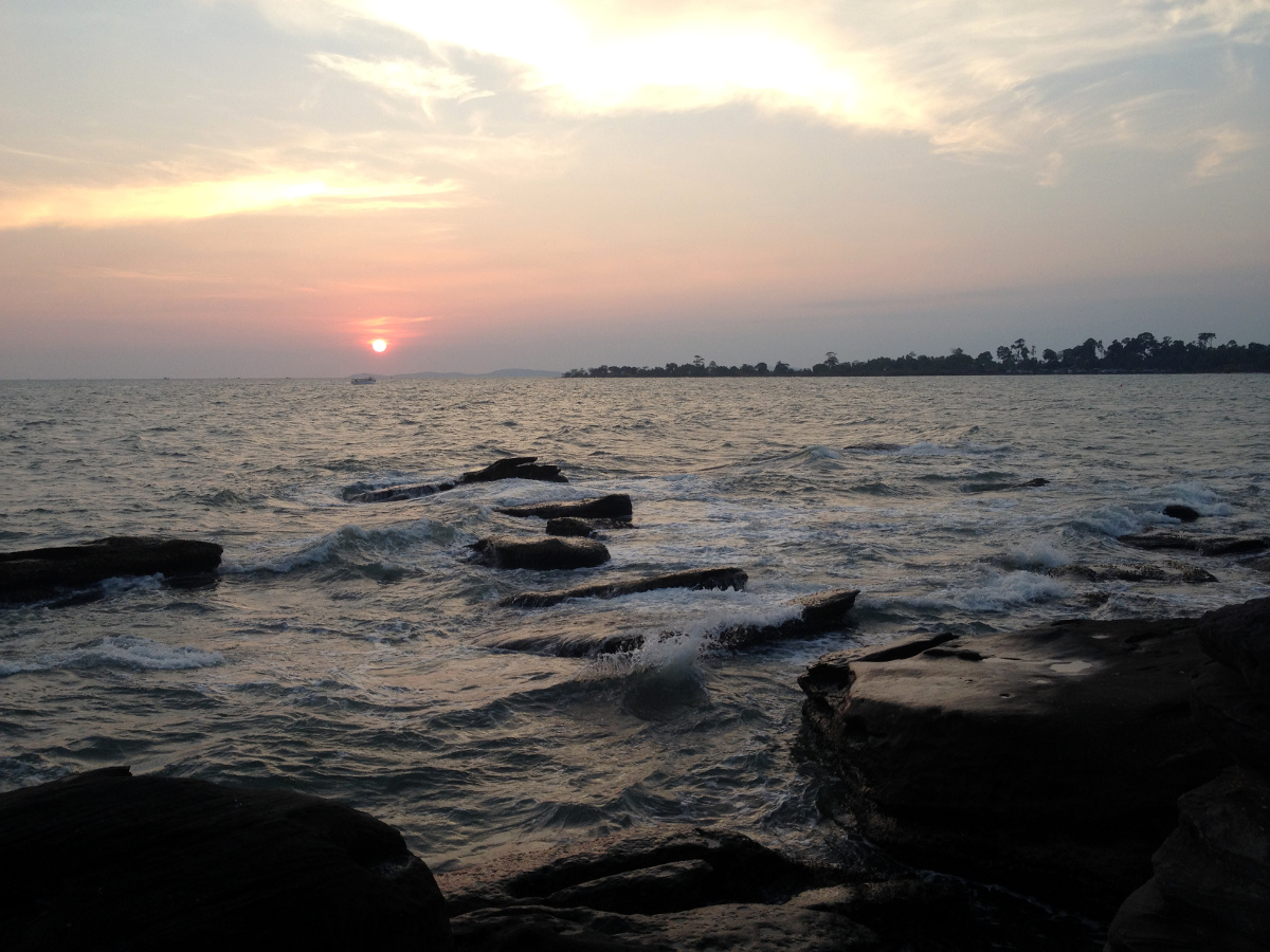 Sokha Beach Sunset Sihanoukville