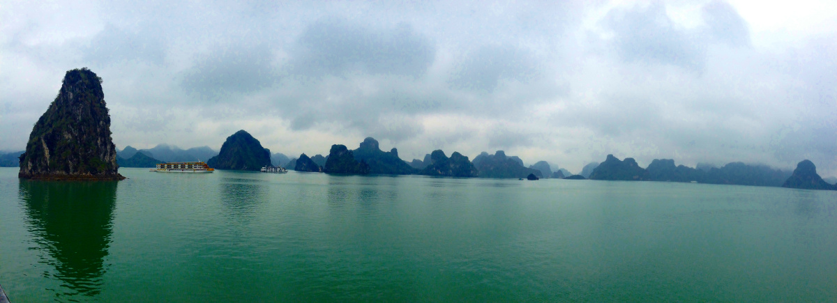 Breathtaking Views Halong Bay