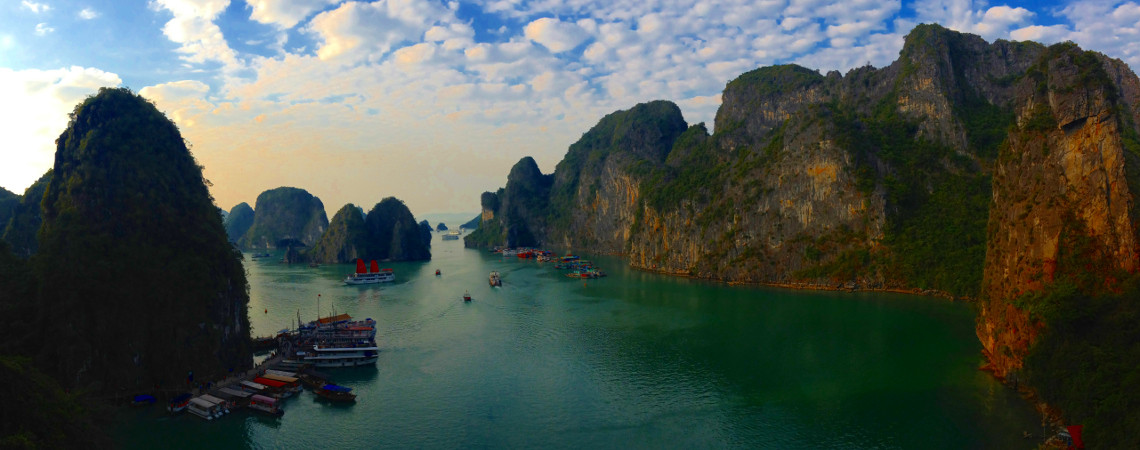 Hanoi and Halong Bay, Vietnam: 20 Cent Beers, Breathtaking Scenery and a Mutiny in Halong Bay